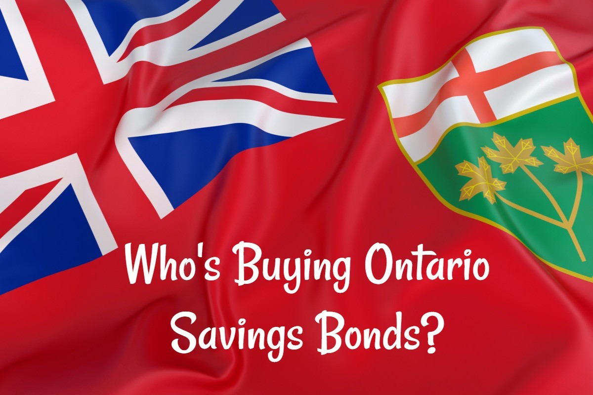 Who's Buying Ontario Savings Bonds?