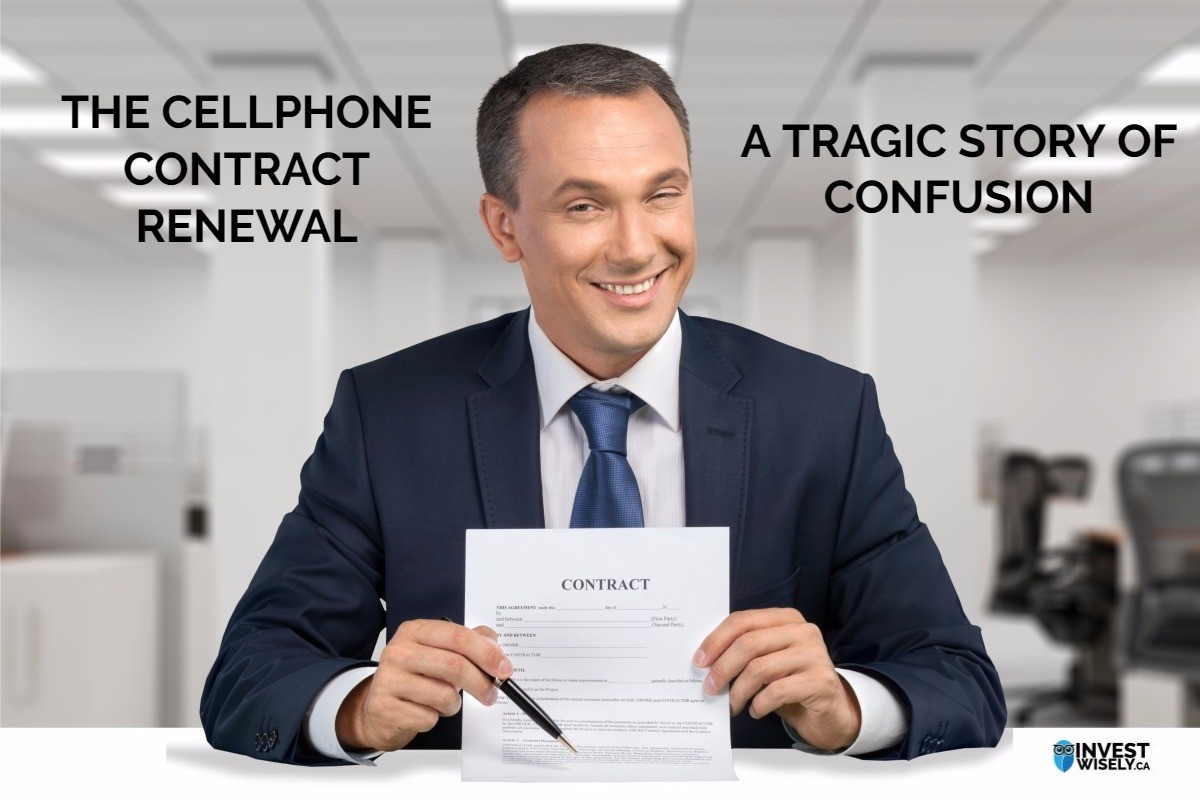 The Cellphone Contract Renewal: A Tragic Story of Confusion