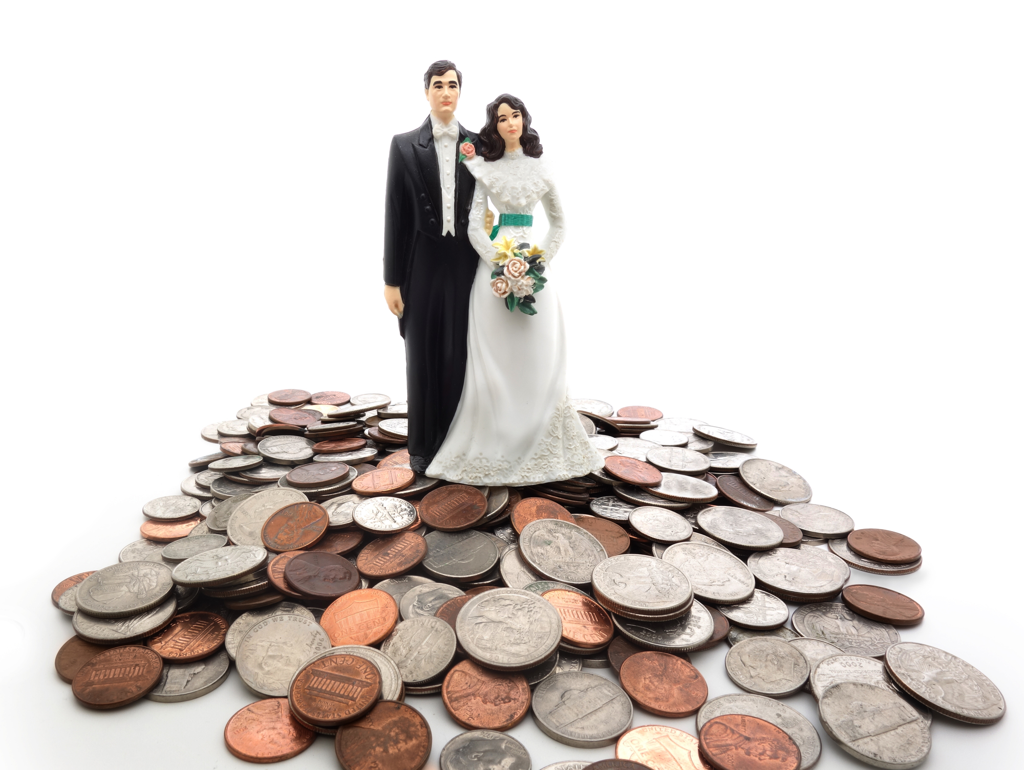 Featured Image for the Debt and Marriage Blog Post