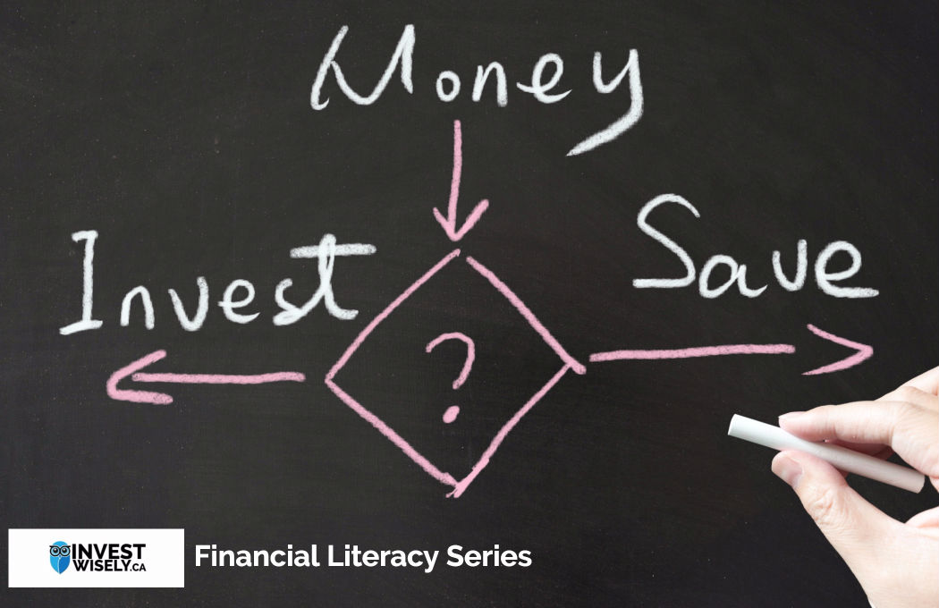 Financial Literacy Series:  Investing vs. Saving