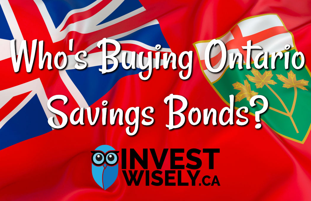 Who's Buying Ontario Savings Bonds?