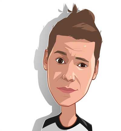 Jordan Dusty Drew - Payments Race