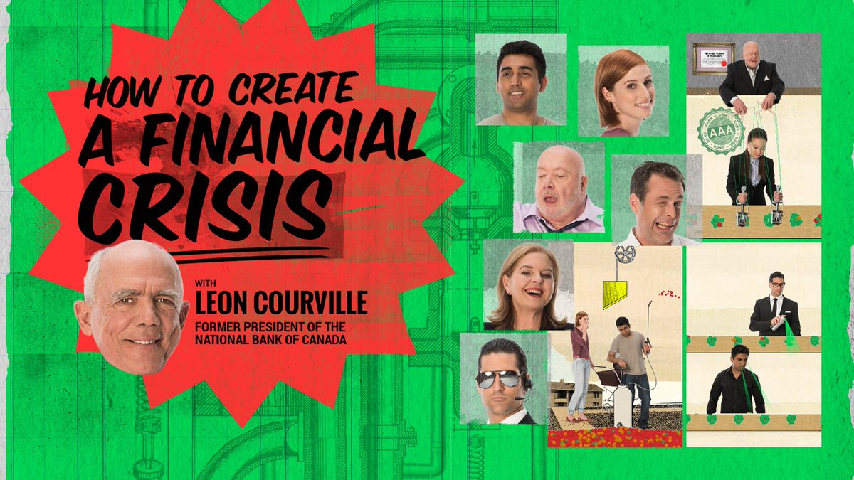 How To Create A Financial Crisis