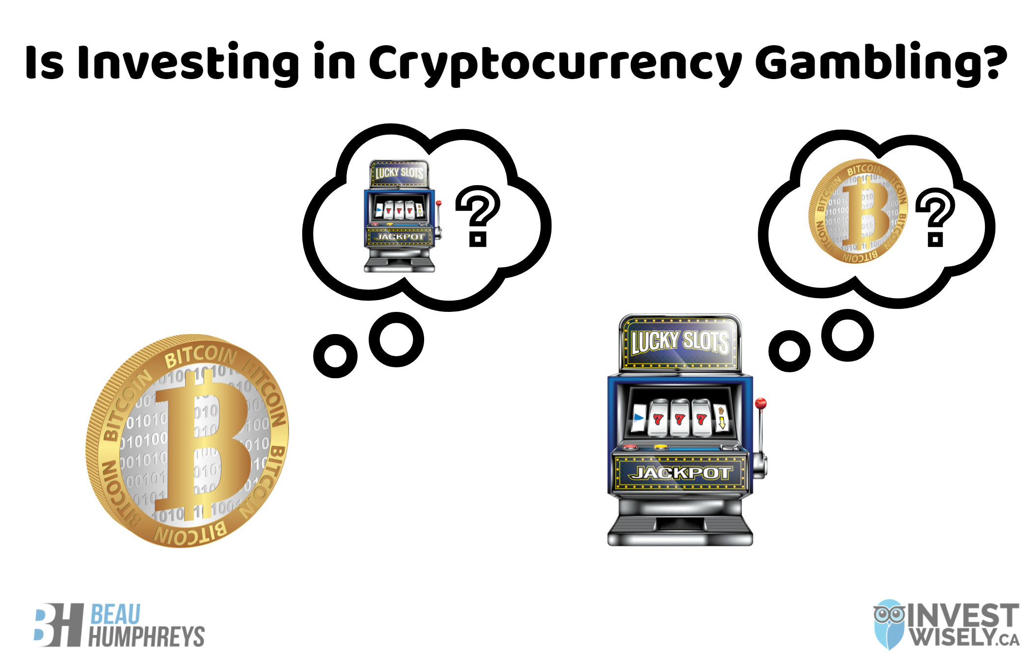 Is Investing in Cryptocurrency Gambling?