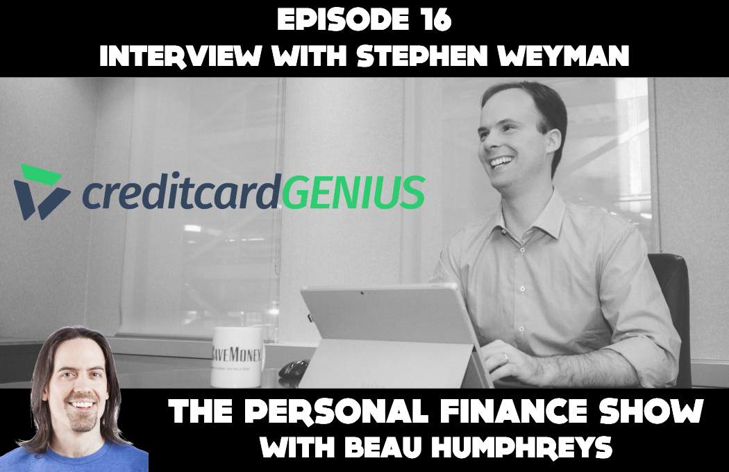 Episode 16 with Stephen Weyman [Podcast]