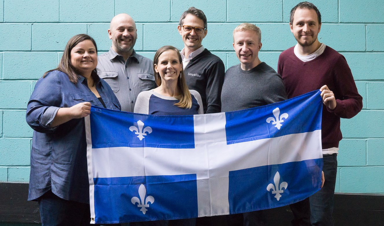 Quebec SimpleTax