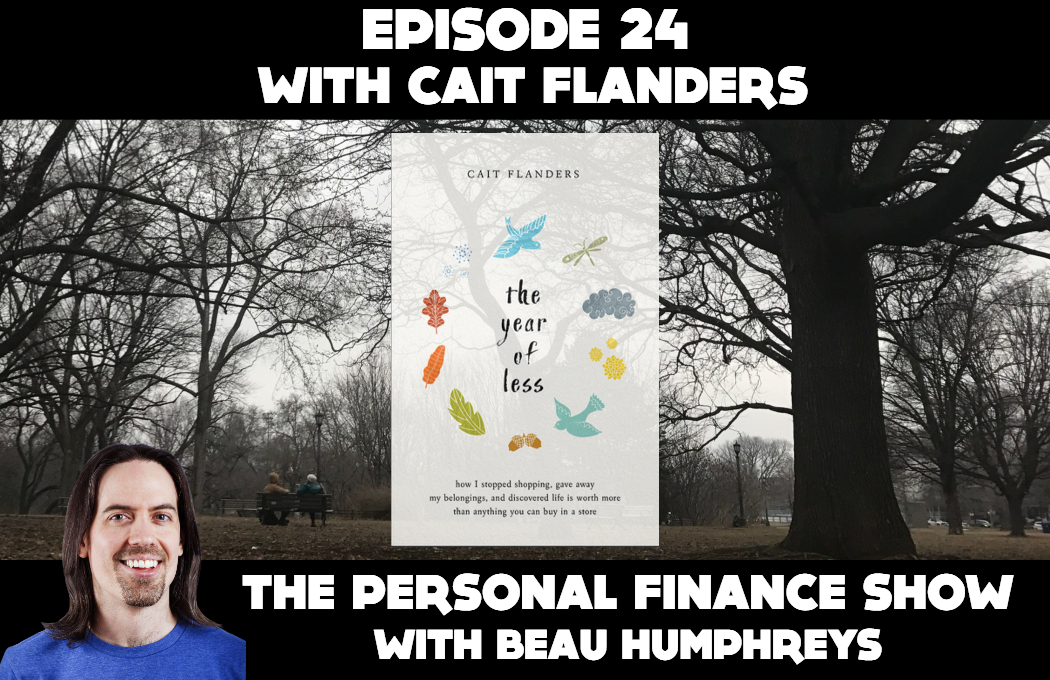Episode 24 with Cait Flanders [Podcast]