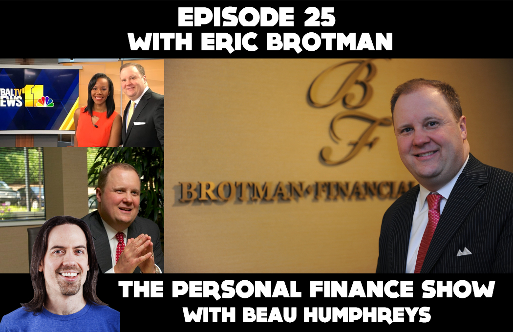 Episode 25 with Eric Brotman [Podcast]