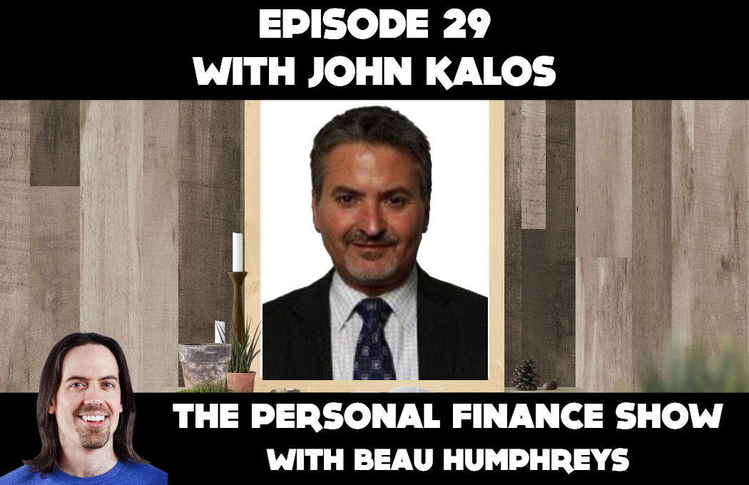Episode 29 with John Kalos [Podcast]