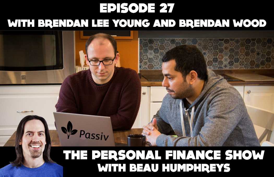 Episode 27 with Brendan Lee Young and Brendan Wood [Podcast]