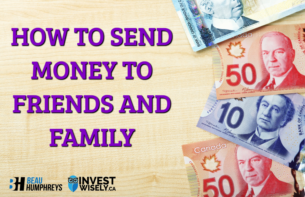 How to Send Money to Friends and Family