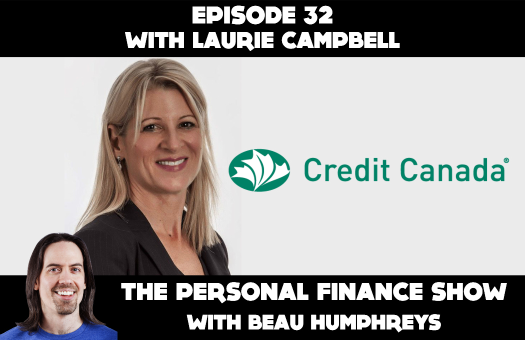 Episode 32 with Laurie Campbell [Podcast]
