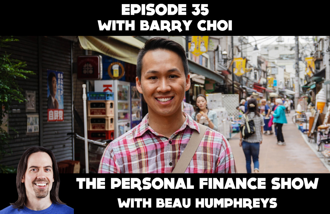 Episode 35 with Barry Choi [Podcast]