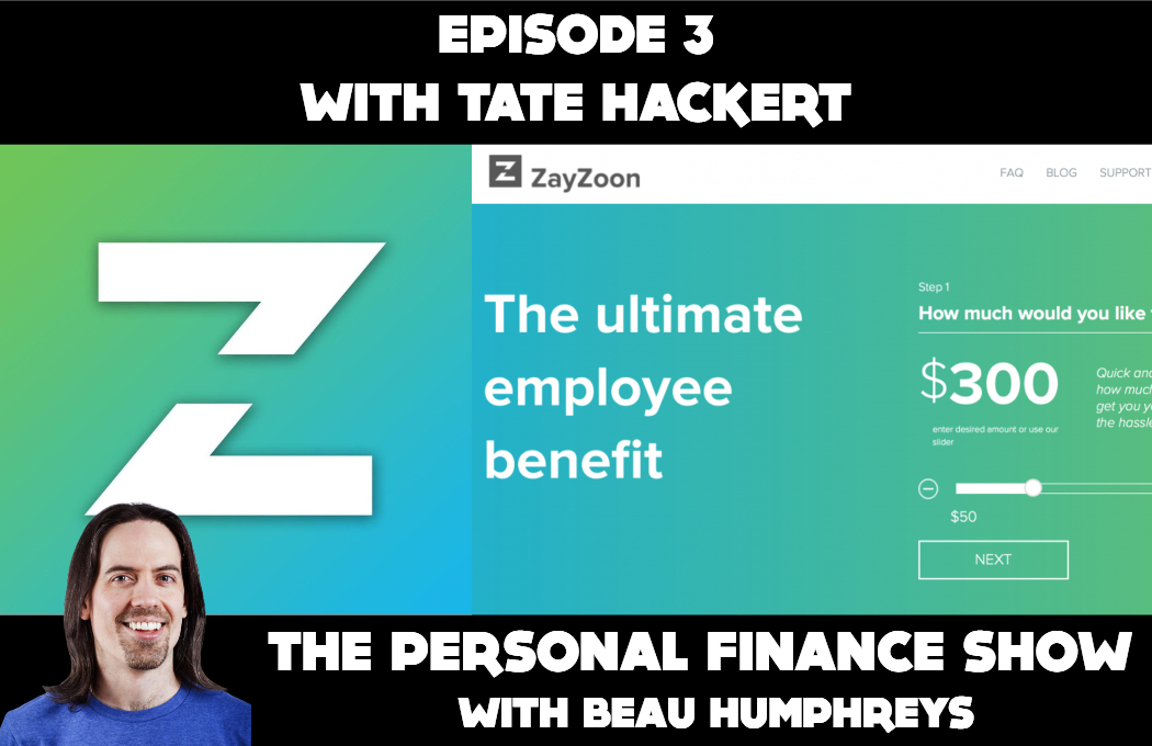 Episode 3 with Tate Hackert [Podcast]